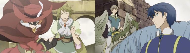 Anime - Printemps 2007 - Romeo X Juliet