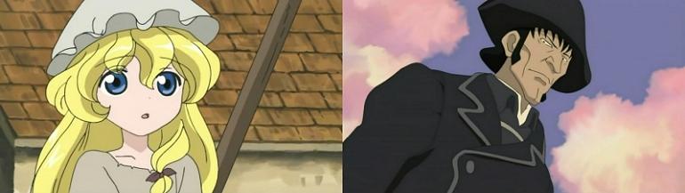 Anime - Printemps 2007 - Shoujo Cosette