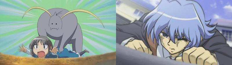 Anime - Hayate no Gotoku