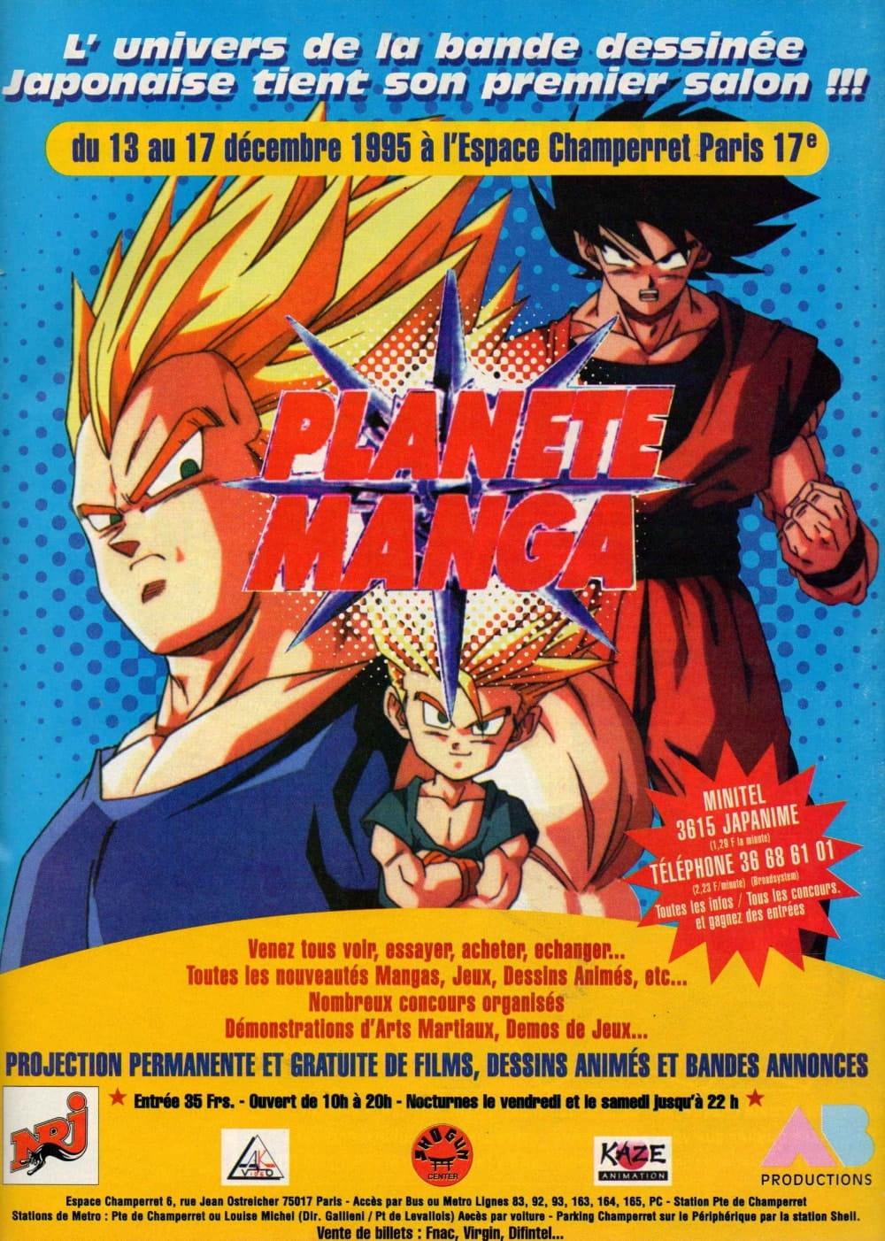 Planète Manga 95