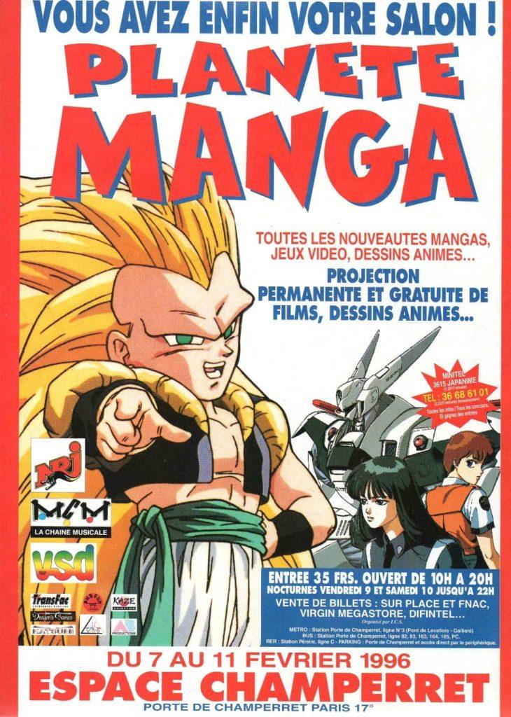Planète Manga 96