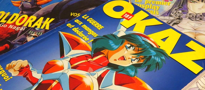 Anime en France - Guerre des Mangas