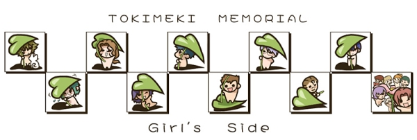 Tokimeki Memorial GIrl's Side