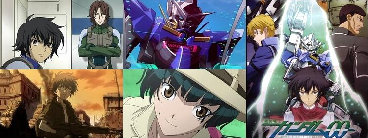 Gundam 00 - Automne 2007