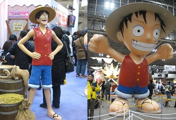 Figurines One Piece  Obyz
