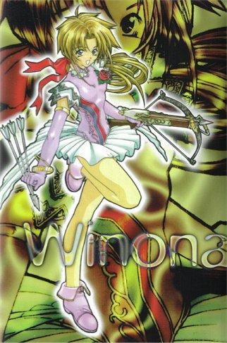 Winona - Tales of Phantasia