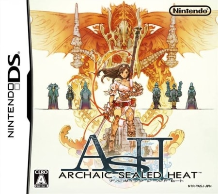 ASH ~ Archaic Sealed Heat - DS