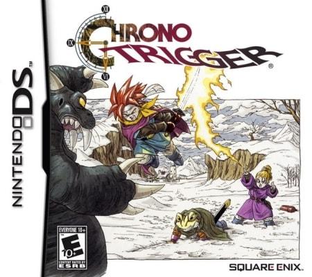 Chrono Trigger - DS