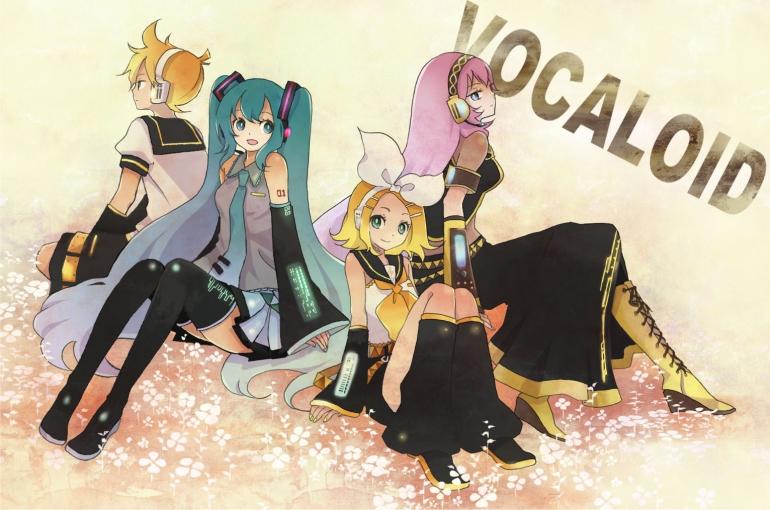 Fanart - Vocaloids