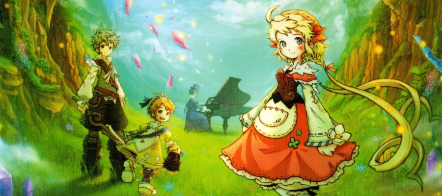 Artbook - Eternal Sonata