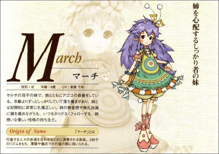 Eternal Sonata - March