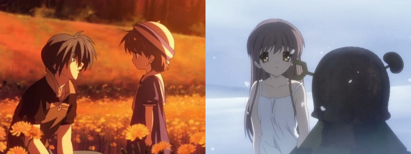 Anime - Clannad After Story