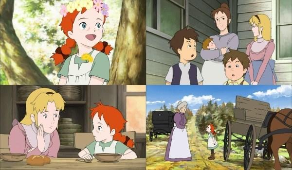 Les anime du printemps 2009 impressions 2 2 l 39 antre for Anne maison pignon vert