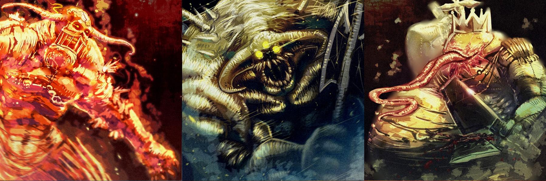 Demon's Souls - fanart