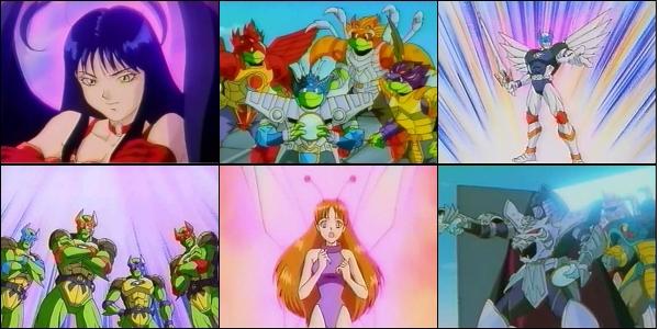 Mutant Turtles : Choujin Densetsu-hen