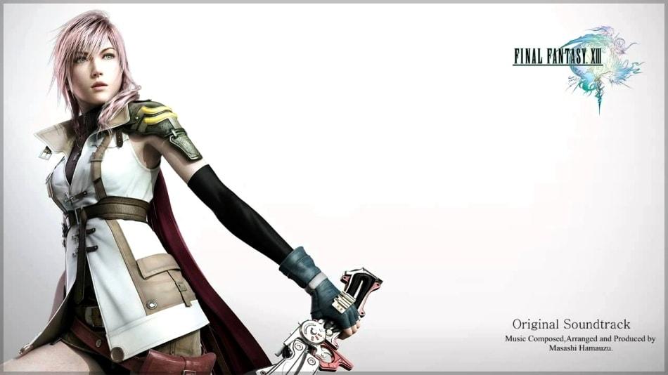 Final Fantasy XIII - OST
