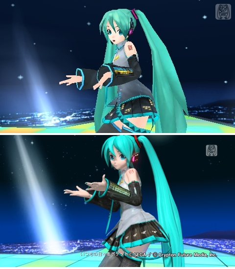 Dreamy Theater VS PSP