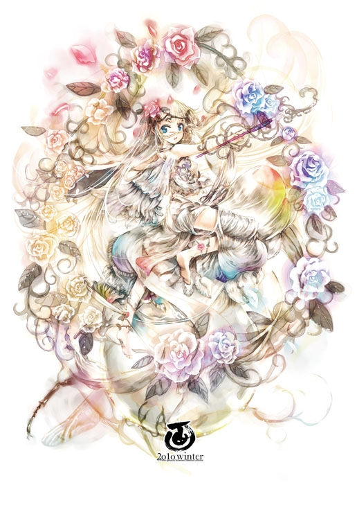 2010 WINTER ILLUSTRATIONS COLLECTION