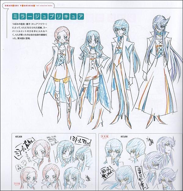 Umakoshi Yoshihiko Toei Animation Works - L'Antre de la Fangirl
