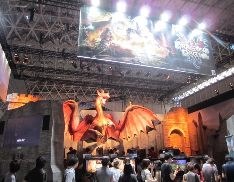 TGS 2011 - Dragon's Dogma