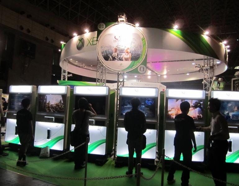 TGS 2011 - Microsoft