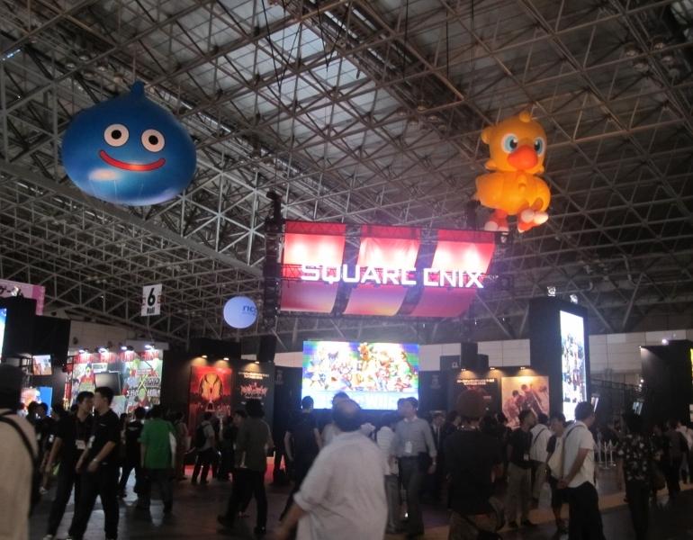 TGS 2011 - Square Enix