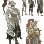 Early sketch Ornstein