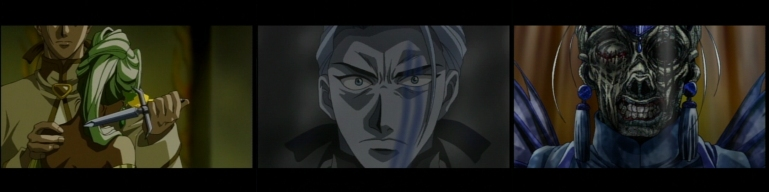 Yonimo Osoroshii Grimm Douwa - Barbe Bleue