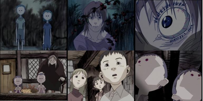 Yonimo Osoroshii Grimm Douwa - Hansel et Gretel