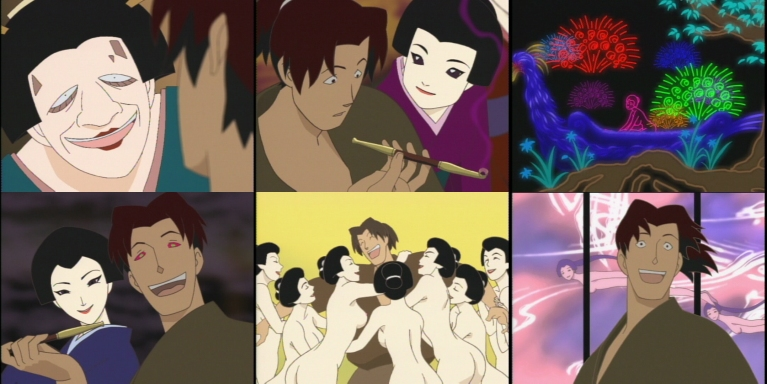 Yoniùo Osoroshii - Urashima Tarō