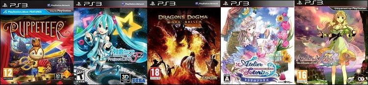 Bilan 2013 - PlayStation 3