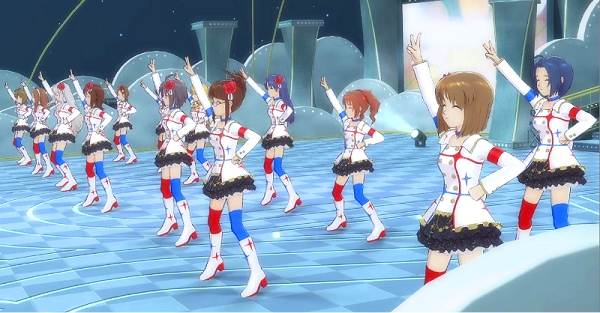 Idolm@ster : One For All - All Star Live