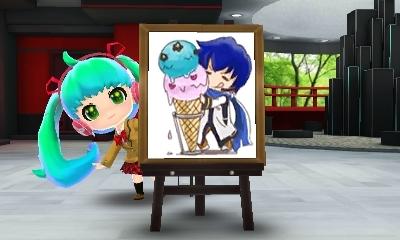 Hatsune Miku Project Mirai 2 (3DS)