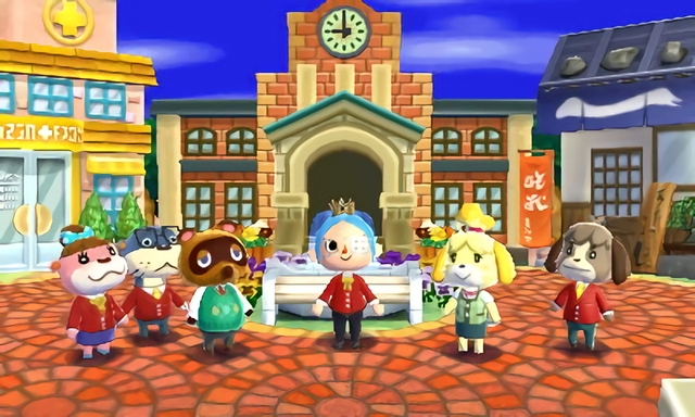 Animal Crossing Happy Home Designer - Final