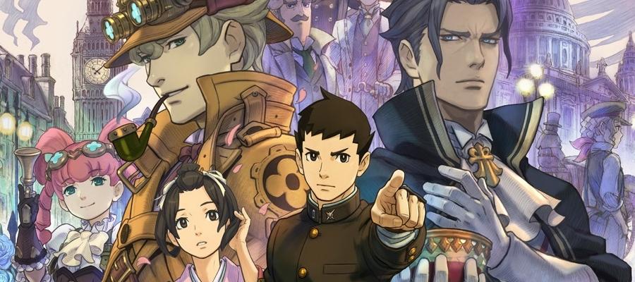 Dai Gyakuten Saiban - The Great Ace Attorney