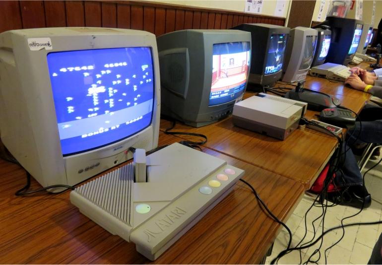 Atari et NES