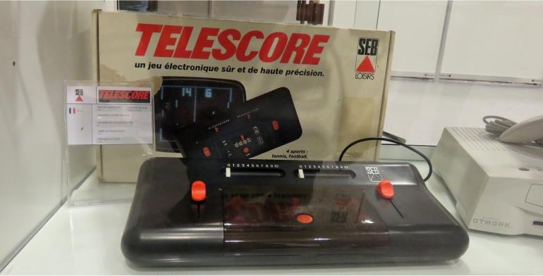 Le Telescore de SEB
