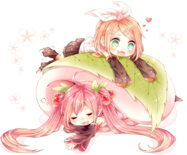 Sakura Mochi - Vocaloids