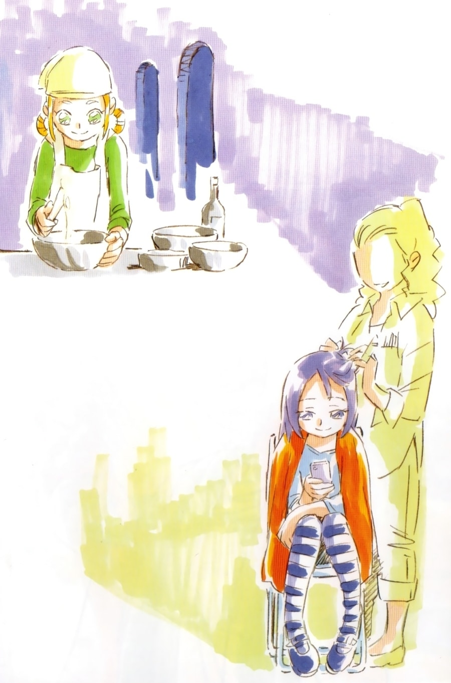 Doremi 16 - light novel
