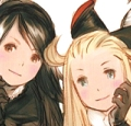 Bravely Default Design Works : The Art of Bravely 2010-2013
