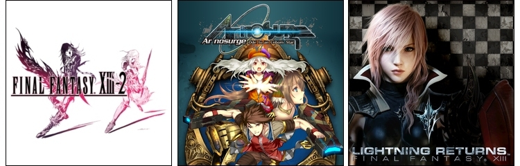 Final Fantasy XIII-2 - Ar Nosurge - Lightning Returns