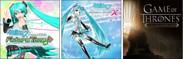 Project Diva PS4 - Game of Thrones