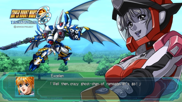 Super Robot Wars OG : The Moon Dwellers