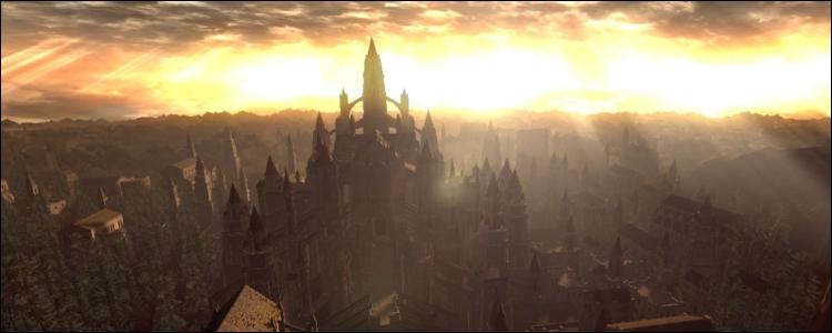Anor Londo (Dark Souls)