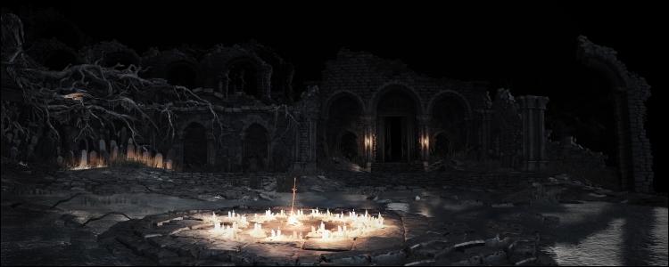 Sépultures Oubliées / Untended Graves (Dark Souls 3)