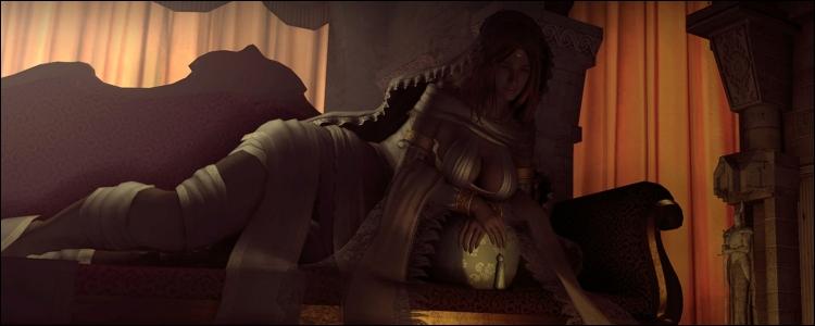 Gwenevere / Gwynevere (Dark Souls)