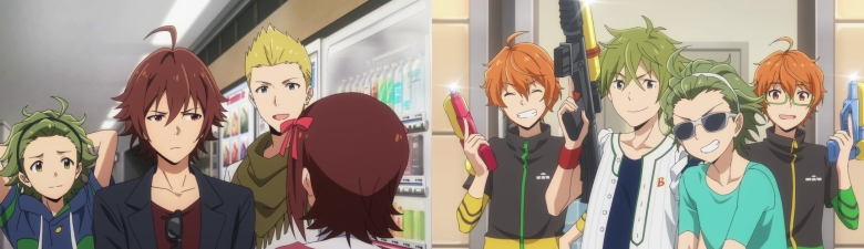 Automne 2017 - The iDOLM@STER SideM