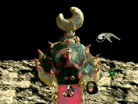 Moon - Palais de la Lune