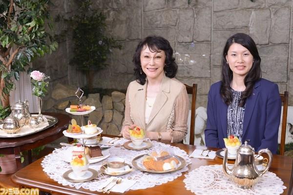 Keiko et Mei Erikawa
