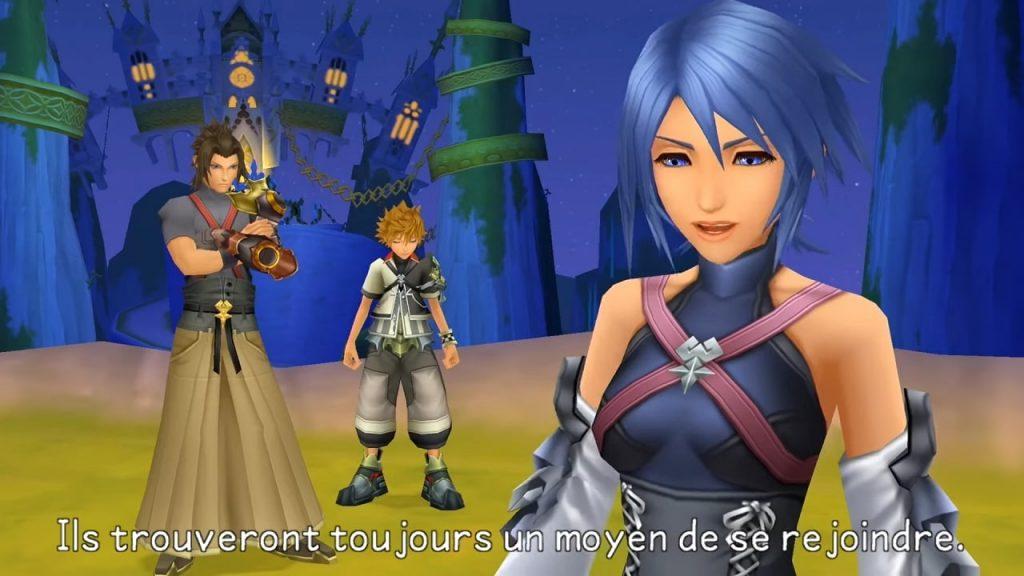 Kingdom Hearts Birth by Sleep Final Mix (PS3)